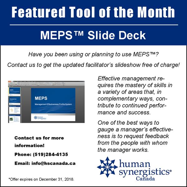 MEPS SlideDeck Promo