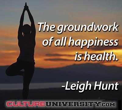 Aiming for a culture of health? Try this.