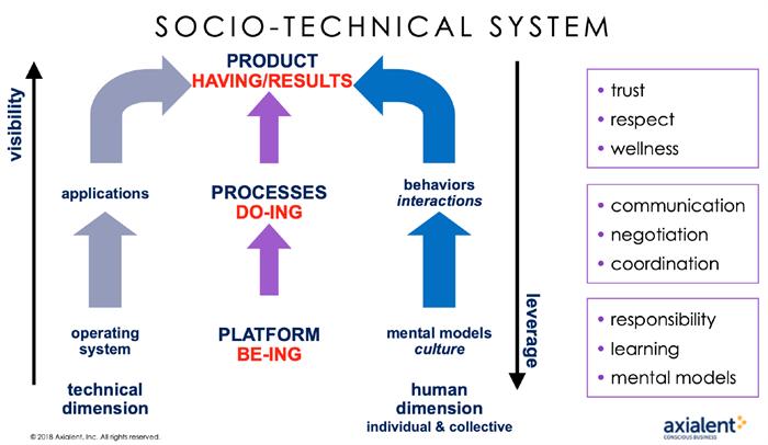 The Socio-Technical System