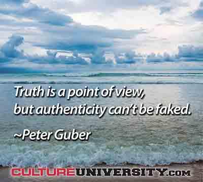 Bridging the Authenticity Gap