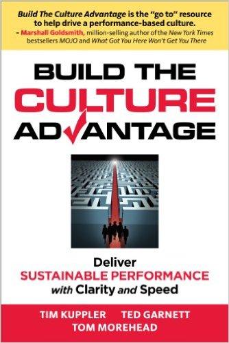 build the culture