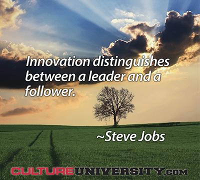 Building an Agile Innovation Culture