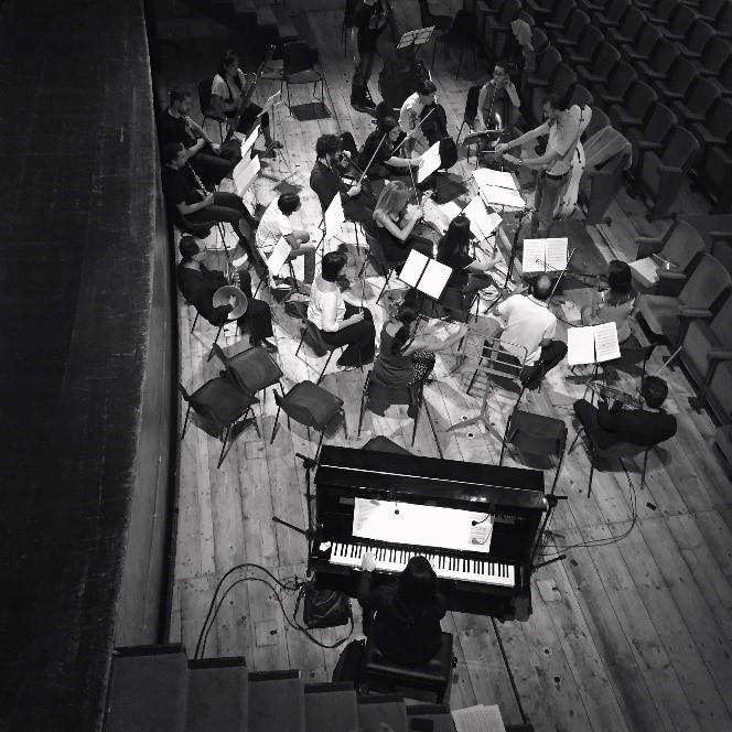 creative rehearsal