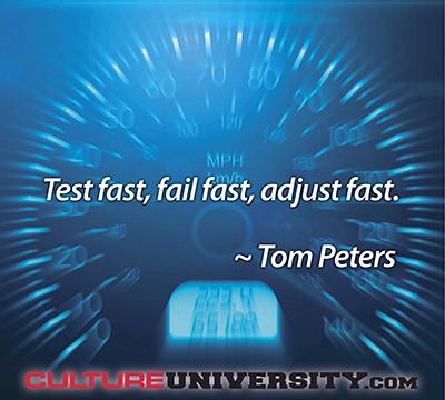 Cultivating a Fail Fast Culture