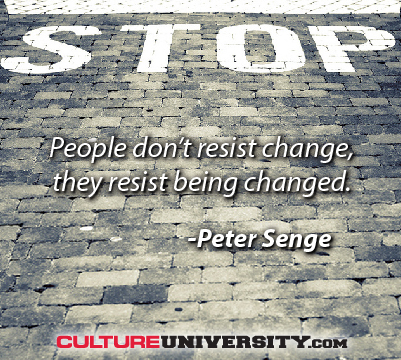 Culture Change Readiness