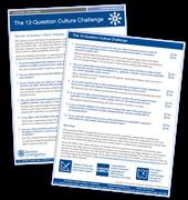 12-Question Culture Challenge