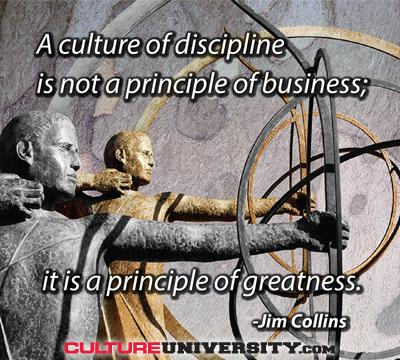 Develop a Culture of Discipline to Drive Engagement & Results