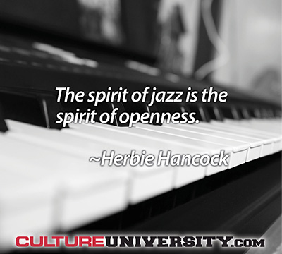 Developing a Jazz Culture Part 4