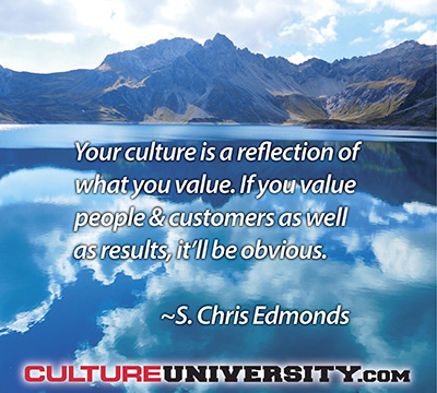 Doing Culture Right Takes Intention and Attention
