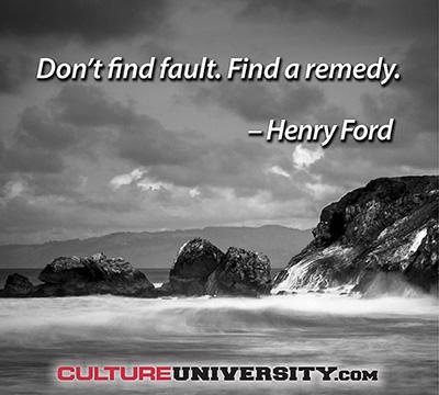 Don't Let Conflict Damage Your Culture