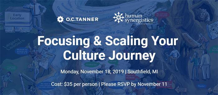 Focusing & Scaling Your Culture Journey
