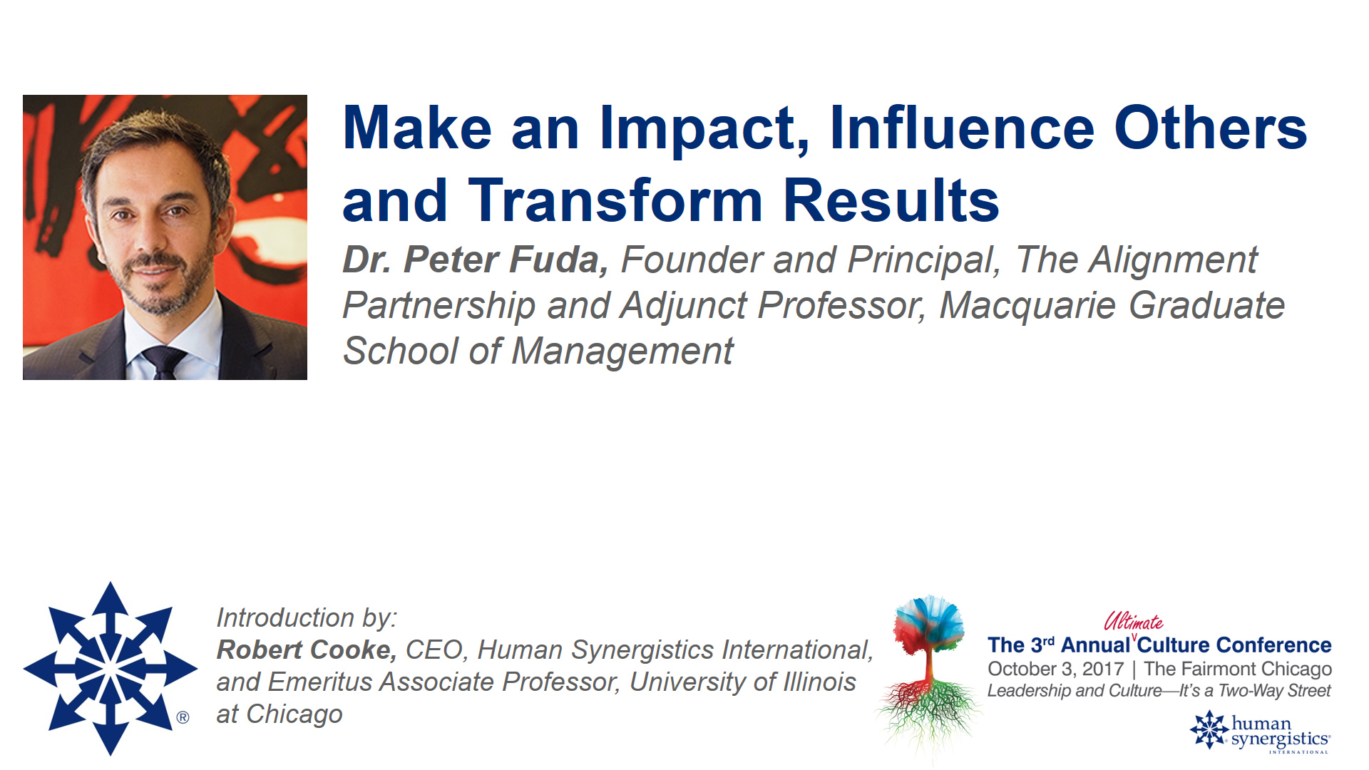 Dr. Peter Fuda