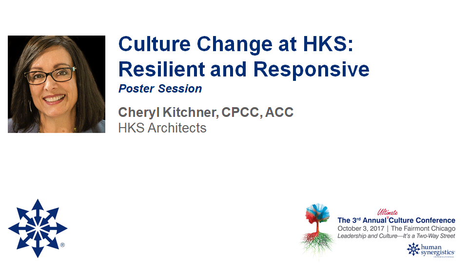 Culture Change at HKS: Resilient and Responsive