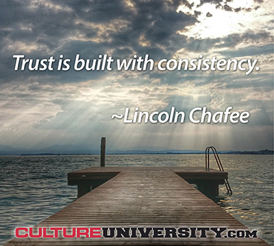 How To Build Trust In Your Organization