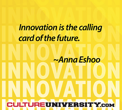 Is Your Company's Culture Positioned to Drive Innovation?