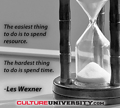 Lessons from leadership virtuoso Les Wexner