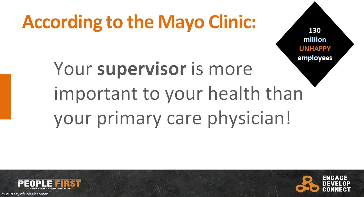 Oshkosh - Mayo Clinic