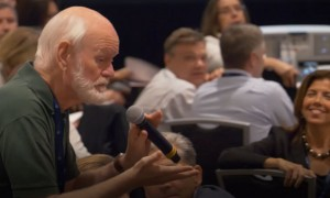 Marshall Goldsmith at the Ultimate Culture Conference