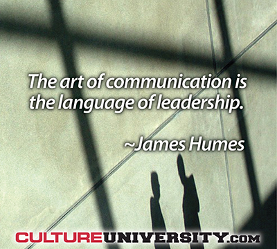 Promote Cultures Where Conversation Empowers Performance