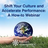 Shift Your Culture Webinar