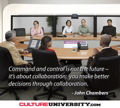 The CEO is the CCO - Chief Culture Officer