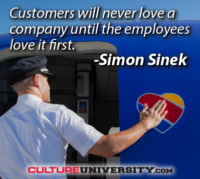 The future of customer experience improvement is all about culture