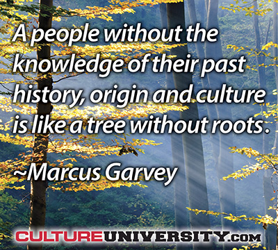 The Ghost of Cultures Past