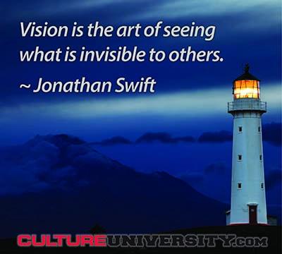 To Shift Culture Use Super-Vision