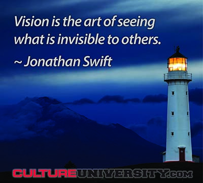 To Shift Culture Use Super-Vision