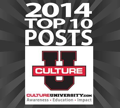 Top 10 Culture University Posts in 2014