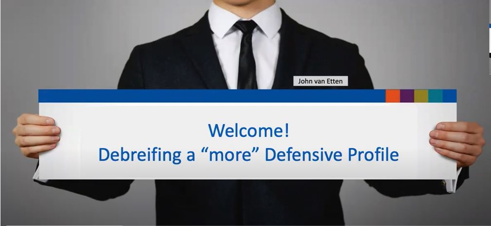 Webinar_How to Debrief a More Defensive Profile_Image_Human Synergistics