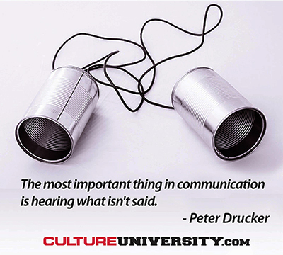 What does your communication style say about your culture?