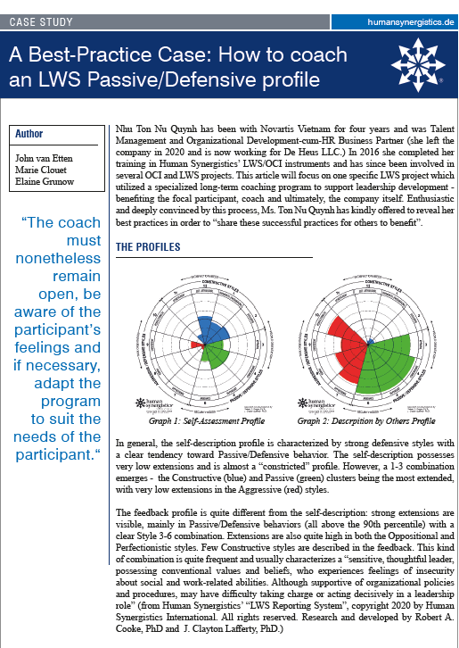 Human Synerigstics_Novartis_Case Study